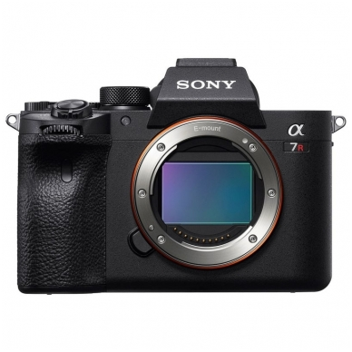 Sony A7R Mark IV Body 2