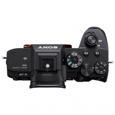 Sony A7R Mark IV Body 3