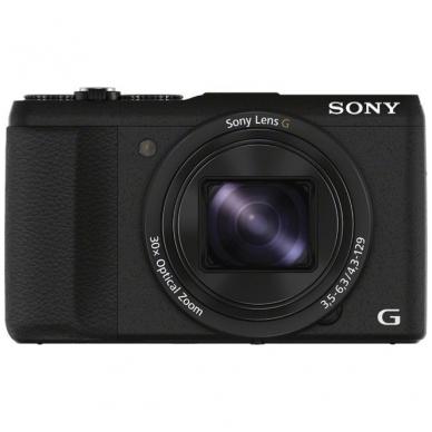 Sony Cybershot DSC-HX60V Black