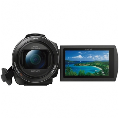 Sony FDR-AX53 4K 3