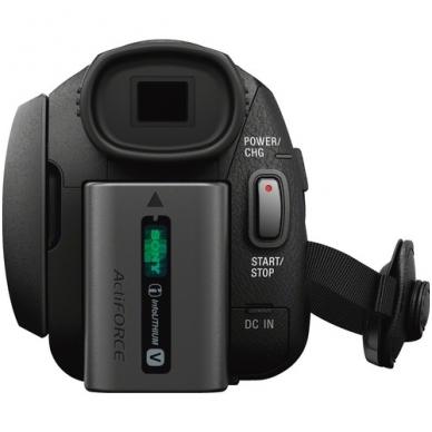 Sony FDR-AX53 4K 4