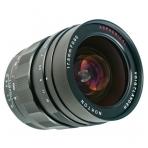 Voigtlander Nokton 17.5mm f/0.95 MFT