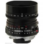 Voigtlander Ultron 28mm f/2 Leica M